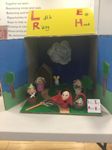 Year 5 Egg Competition - 1st