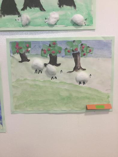 Year 1 Picture Competition - 1st