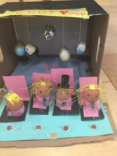 Year 4 Egg Competition - 3rd