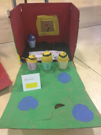 Year 3 Egg Competition - 2nd