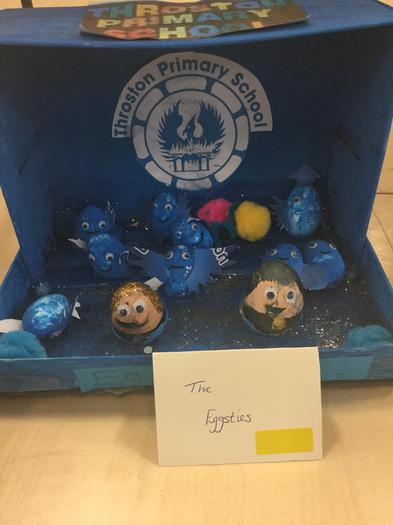 Year 4 Egg Competition - 2nd