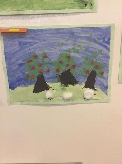 Year 1 Picture Competition - 2nd