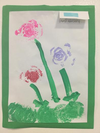 Nursery Picture Competition - 3rd