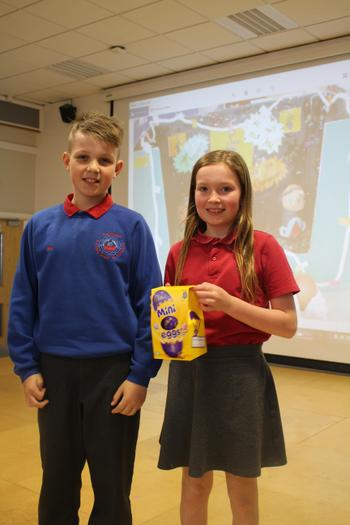 2nd Place Easter Egg Competition - Year 5