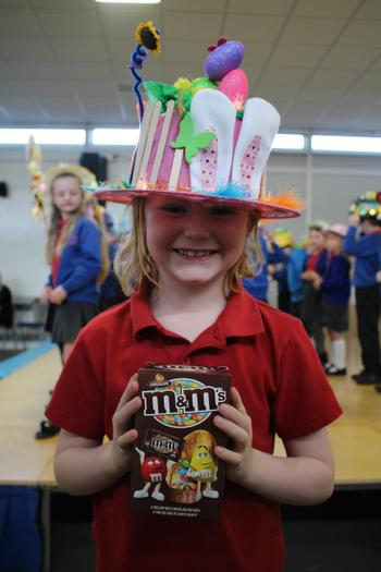 3rd Place Spring Bonnet/Scarecrow - Year 2