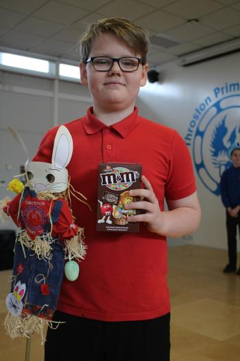 3rd Place Bonnet/Scarecrow - Year 6