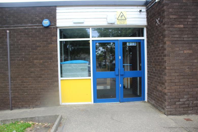 Breakfast Club Entrance