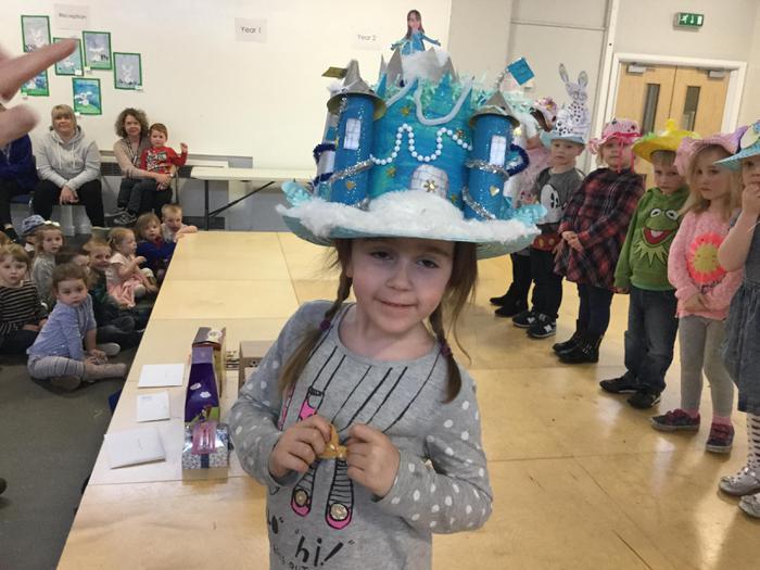 Additional Nursery Bonnet Winner