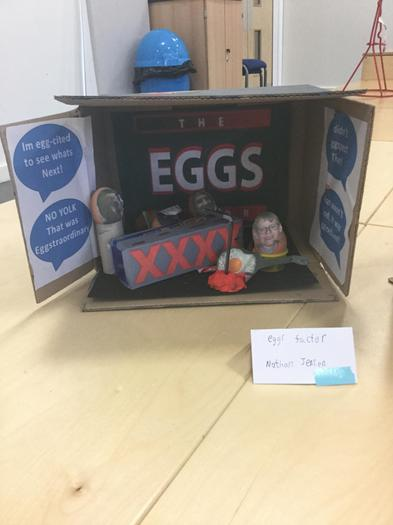 Year 3 Egg Competition - 3rd