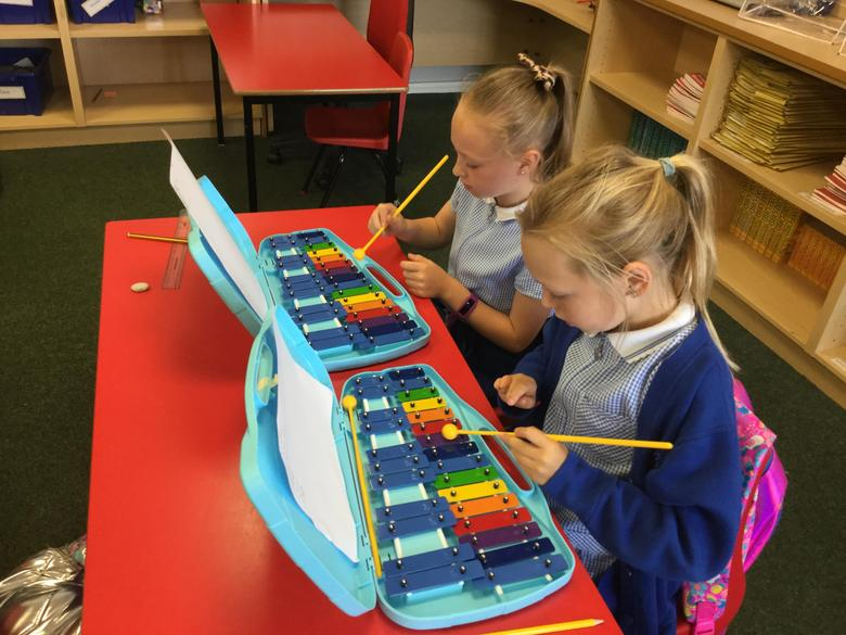 Year 3 Tuned Percussion