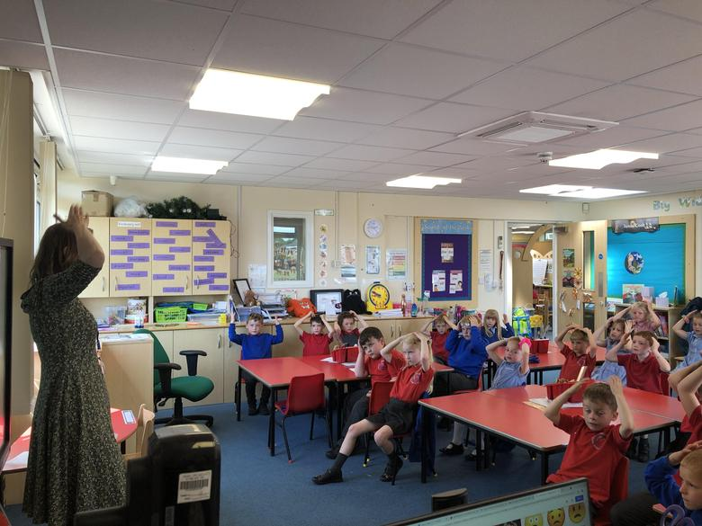 Year 1 Tuned Percussion