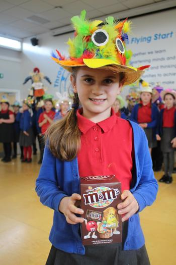 3rd Place Bonnet/Scarecrow - Year 3