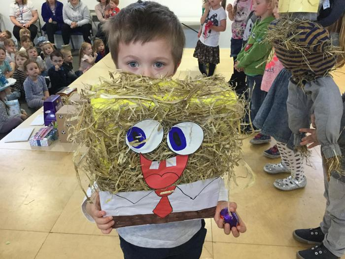Additional Nursery Scarecrow Winner