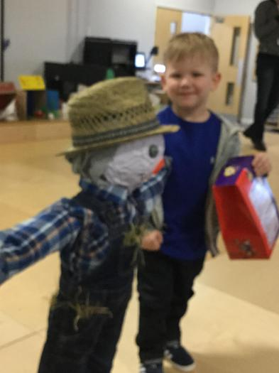 Scarecrow Competition - 1st