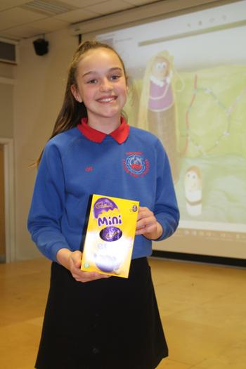 2nd Place Easter Egg Competition - Year 6