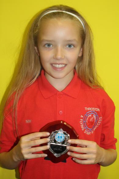 Class 10, Year 4 First Class Award
