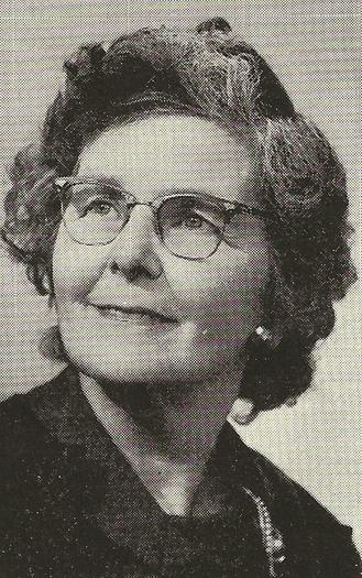 Mayor of Hartlepool, Alderman Mrs. E. Sprintall