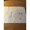 Story map and writing