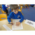 Counting characters from the story