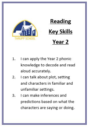 Year 2 Reading