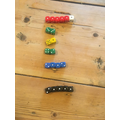 Making 6 with dice