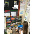 We practise our reading across the whole curriculum.