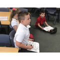 Encoding practise is built into our daily phonics lesson.
