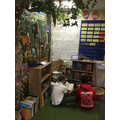 We love our engaging book areas.