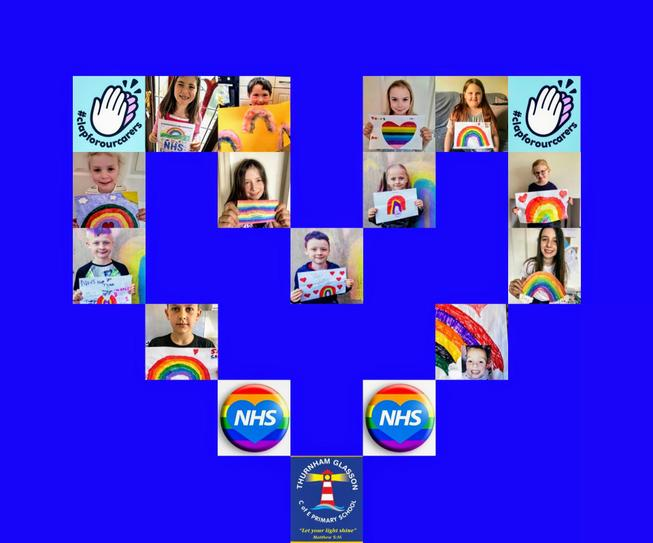 Lockdown: Supporting the NHS & Carers