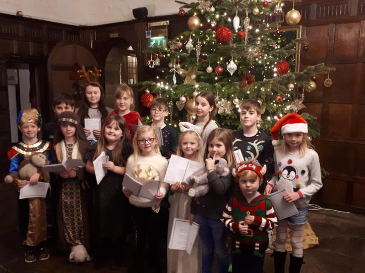 Carols at Thurnham Hall December 2018