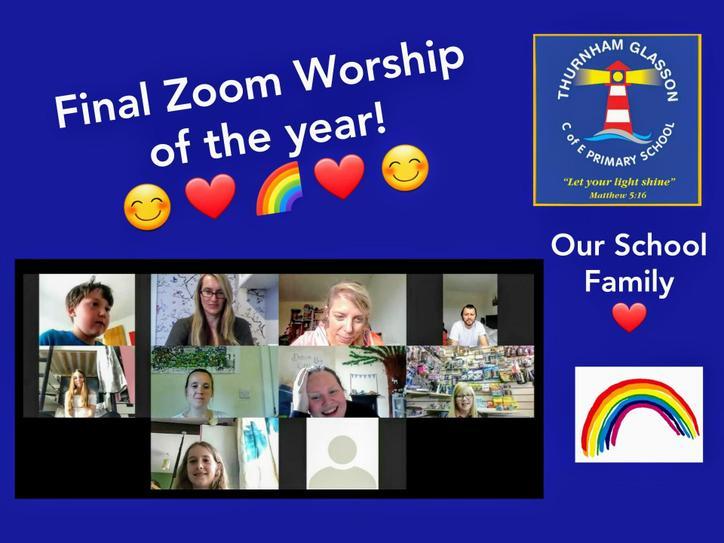 Lockdown: Final Zoom Worship!