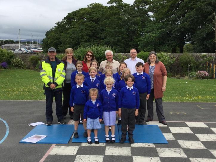Lancaster Port Commission visit