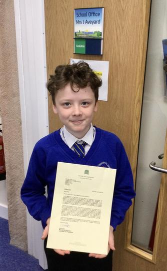 Receiving letters from Cat Smith MP