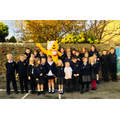 When Pudsey Bear came to visit! November 2018