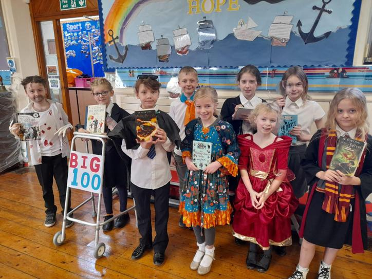 World Book Day March 2021