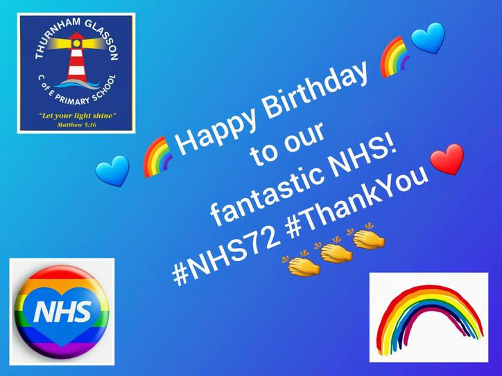 Happy 72nd Birthday to the NHS