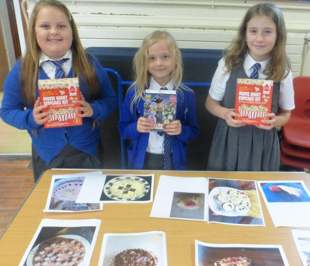 The Great Glasson Bake-Off, October 2020