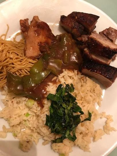 Olivia's Chinese Meal