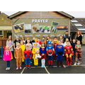 Superheroes Day for Children in Need November 2018