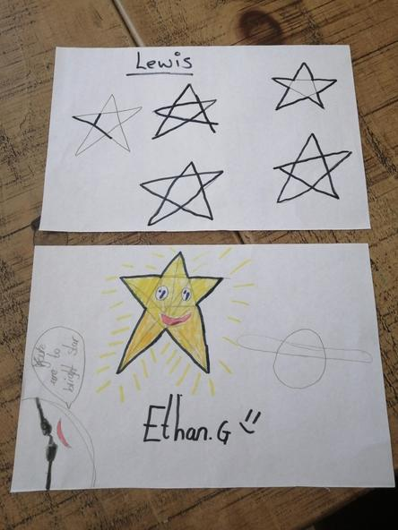Lewis and Ethan