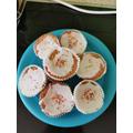 Mia's yummy looking cakes