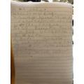 Olivia's fabulous writing
