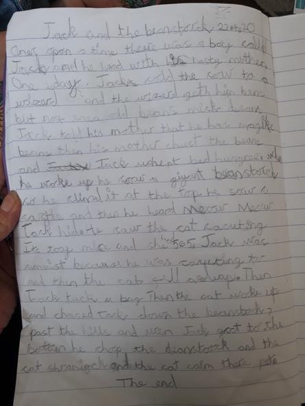 A great story Matilda.