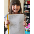 Ruby's amazing maths