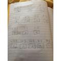 Olivia's fantastic maths