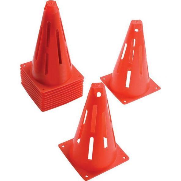 Mr Clarke's P.E cones