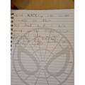 Logan's lovely writing!