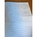 Jimmy's amazing writing