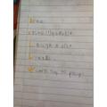 Billy's super acrostic poem