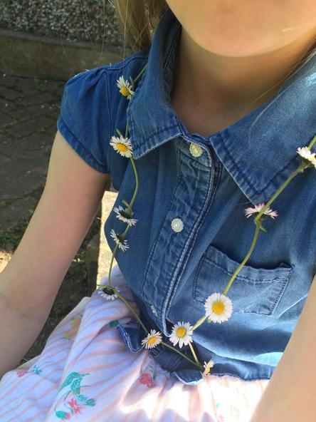 What a super daisy chain Hollie!